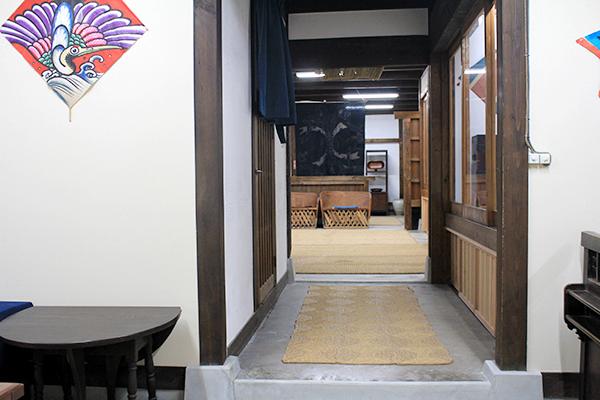 熊本国際民芸館 内観